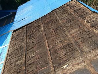 バルコニーの防水工事を行ったら床に膨れができてしまったという間違った施工例