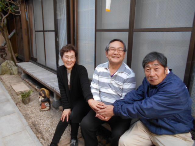 羽島市で瓦の漆喰,瓦のずれ止め,瓦の補修、軒樋修理工事を施工したI様の声