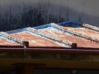 カラートタン瓦棒屋根