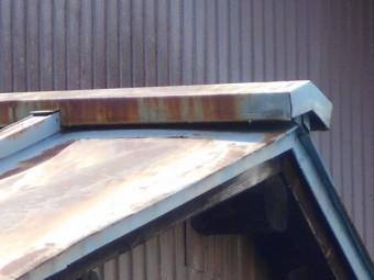 カラートタン瓦棒屋根無料調査