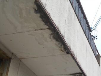 軒天雨漏り点検