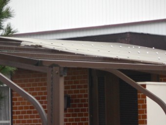 カーポートの屋根無料点検