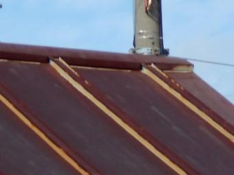 トタン屋根調査