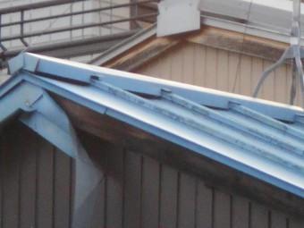 破風板板金調査