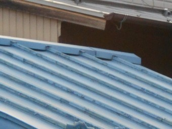 破風、屋根調査