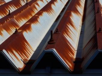 折版屋根調査
