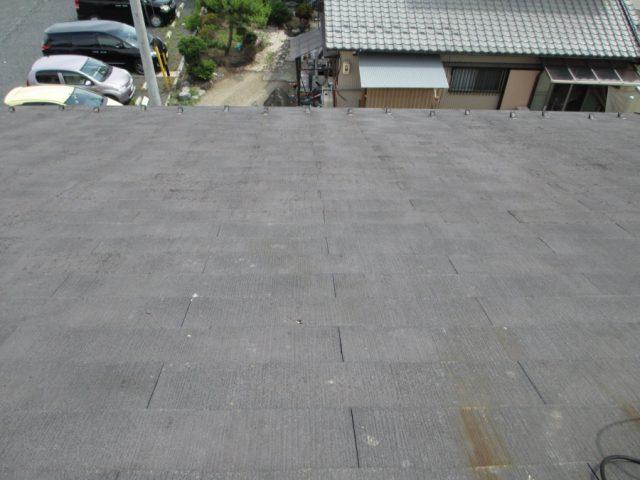 カラーベスト屋根点検検査