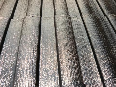 ブルック瓦 屋根塗装工事