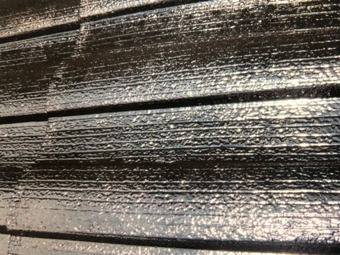 セキスイ製ブルック瓦 屋根塗装工事 施工後