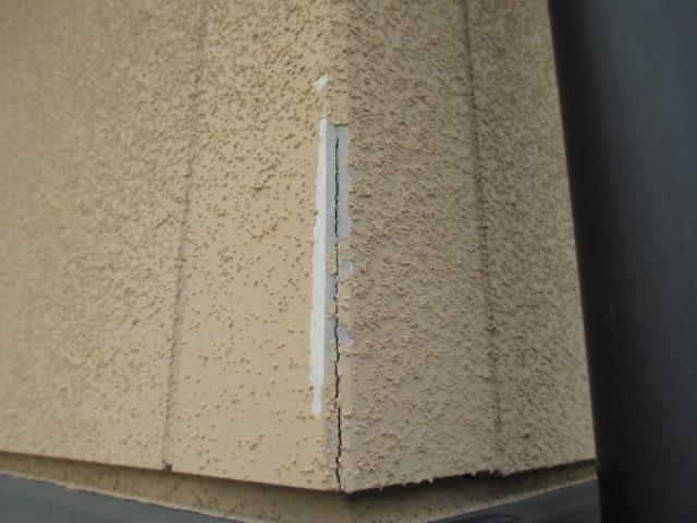 サイディング外壁 ひび割れ