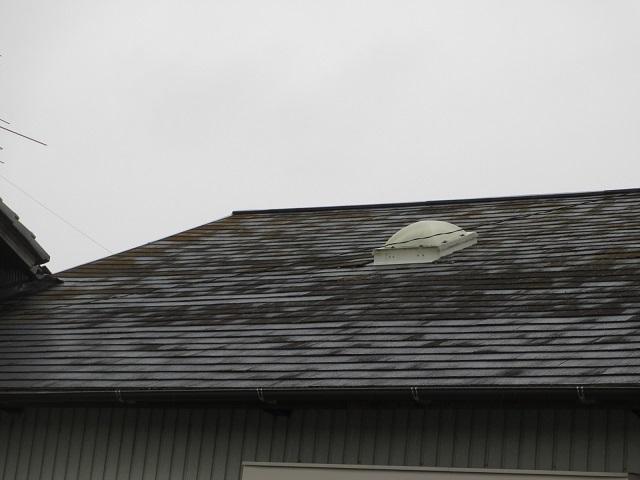 天窓雨漏り調査