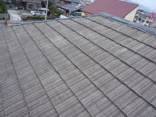 屋根塗装 やる前